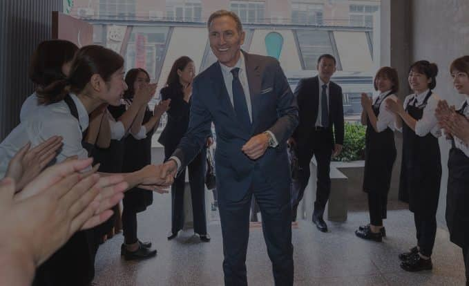 Howard Schultz – Masters of Scale