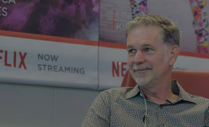 Reed Hastings – Masters of Scale